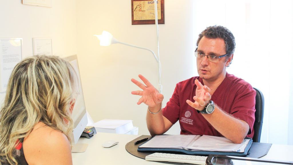 foto da tgcom24 del dottor campa